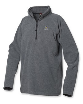 MEN'S 1/2 ZIP FLEECE