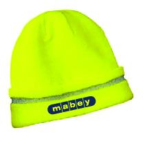 Hi Viz Beanie - Safety Yellow
