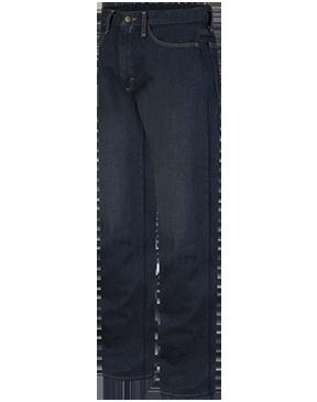 Men's Straight Fit Sanded Denim Jean - EXCEL FR® - 12.5 oz.