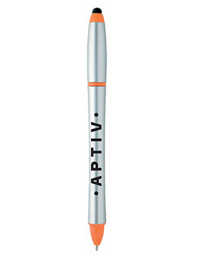 Aptiv Pen Stylus Highlighter Combo