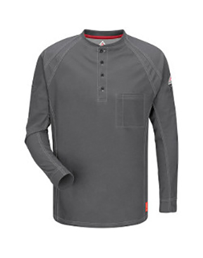 LONG SLEEVE FR HENLEY