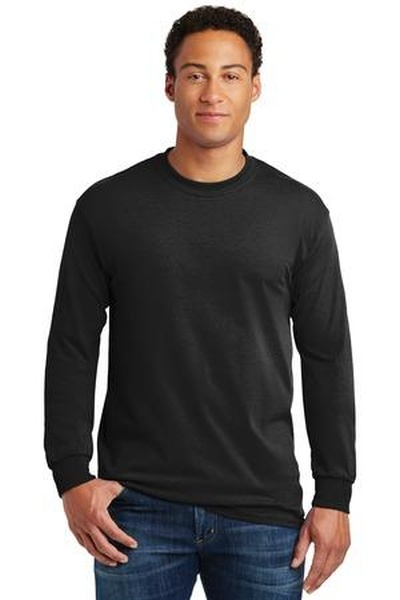 Gildan - Heavy Cotton 100% Cotton Long Sleeve T-Shirt