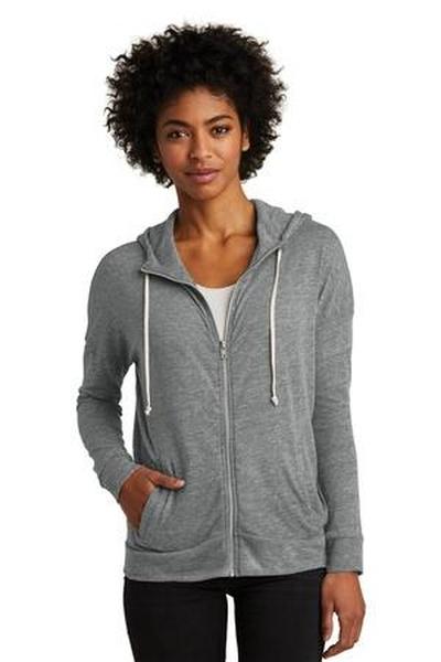 Alternative Women's Eco-Jersey ™  Cool-Down Zip Hoodie