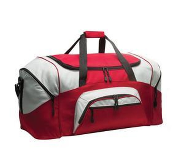 Port & Company ®  - Colorblock Sport Duffel