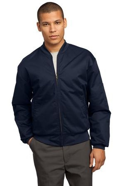 CornerStone ®  Team Style Jacket with Slash Pockets