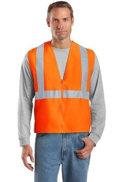 CornerStone ®  - ANSI Class 2 Safety Vest.  CSV400