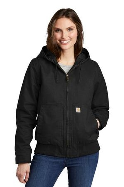 Carhartt ®  Women's Washed Duck Active Jac
