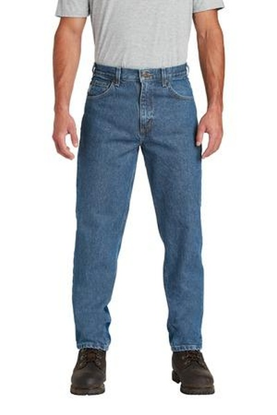Carhartt  ®  Relaxed-Fit Tapered-Leg Jean