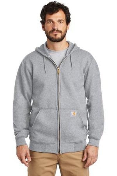 Carhartt  ®  Midweight Hooded Zip-Front Sweatshirt