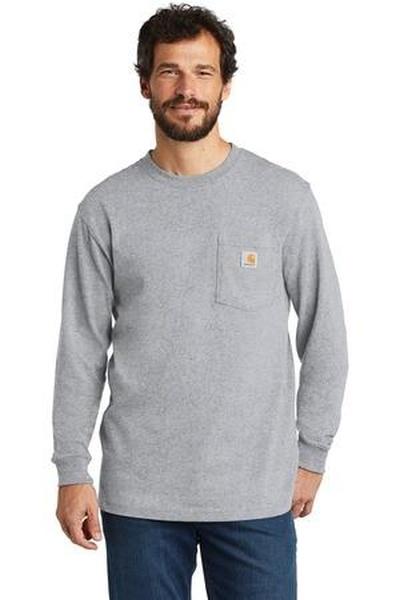 Carhartt  ®  Workwear Pocket Long Sleeve T-Shirt