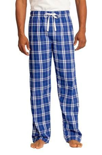 District ®  - Young Mens Flannel Plaid Pant