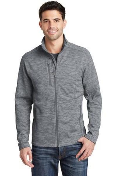Port Authority ®  Digi Stripe Fleece Jacket