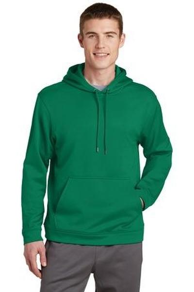 Sport-Tek ®  - Sport-Wick ®  Fleece Hooded Pullover