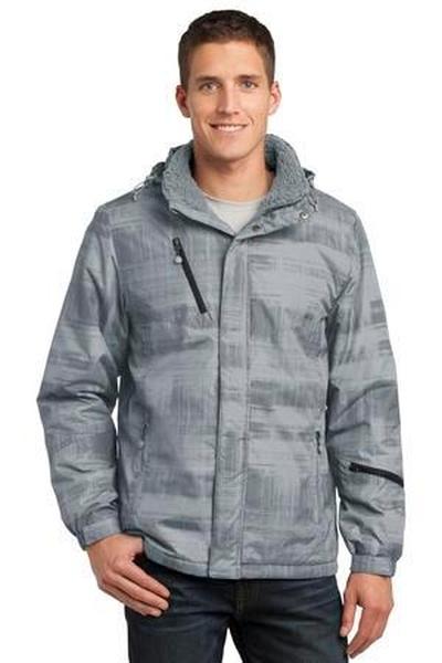 Port Authority ®  Brushstroke Print Insulated Jacket