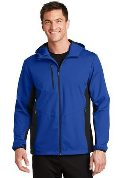 Port Authority ®  Active Hooded Soft Shell Jacket