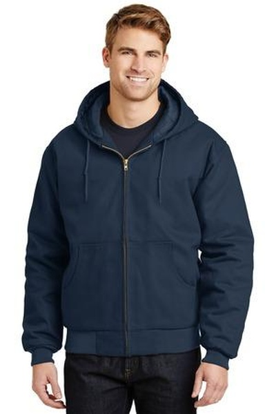 CornerStone ®  - Duck Cloth Hooded Work Jacket