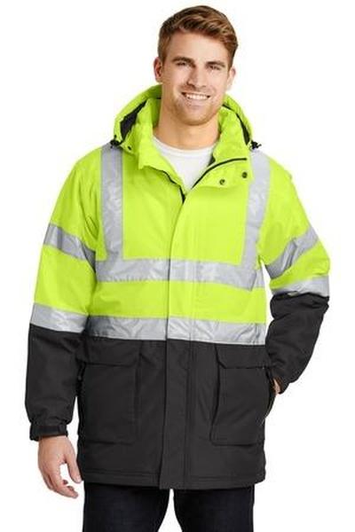 Port Authority ®  - ANSI Class 3 Safety Heavyweight Parka