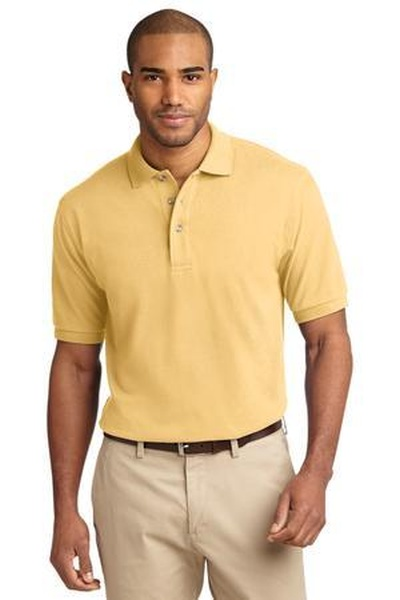Port Authority® Pique Knit Polo