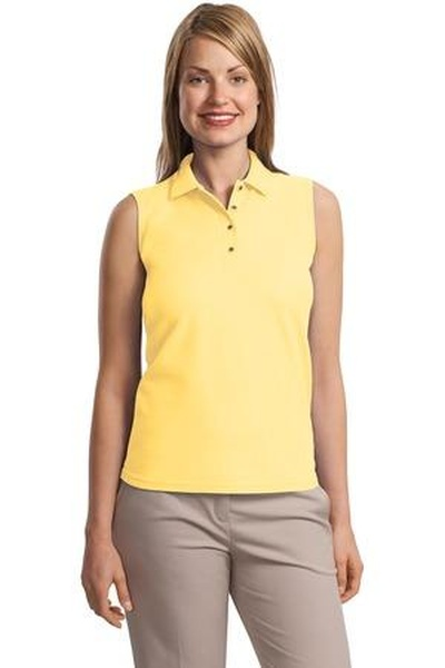 Port Authority ®  - Ladies Silk Touch™ Sleeveless Polo