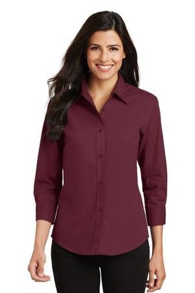 Port Authority ®  - Ladies 3/4-Sleeve Easy Care Shirt
