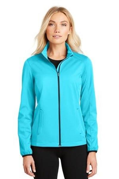Port Authority ®  Ladies Active Soft Shell Jacket