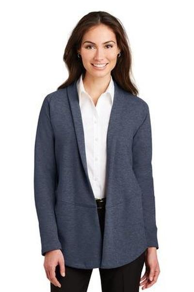 Port Authority ®  Ladies Interlock Cardigan