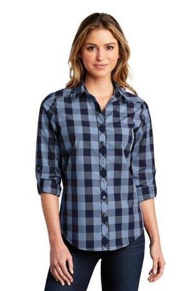 Port Authority  ®  Ladies Everyday Plaid Shirt