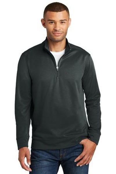 Port & Company ® Performance Fleece 1/4-Zip Pullover Sweatshirt