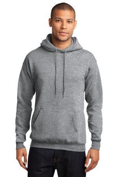 Port & Company ®  - 7.8-oz Pullover Hooded Sweatshirt