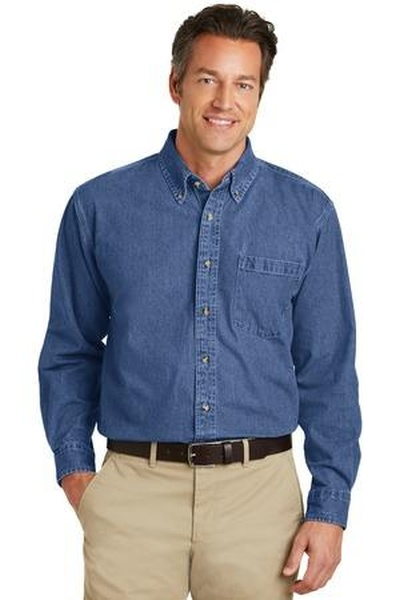 Port Authority ®  - Heavyweight Denim Shirt