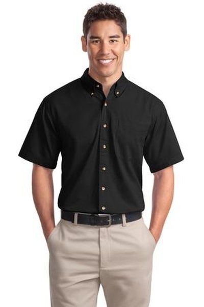Port Authority ®  - Short Sleeve Twill Shirt