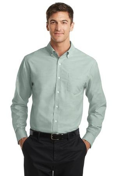 Port Authority ®  SuperPro ™  Oxford Shirt
