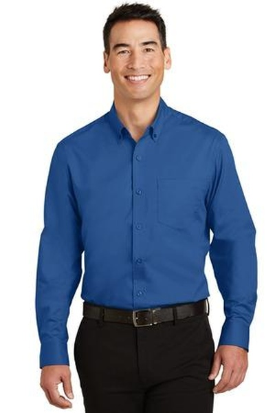 Port Authority ®  SuperPro ™  Twill Shirt
