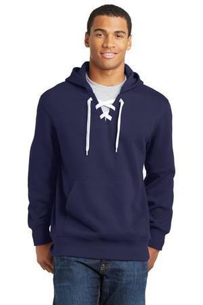 Sport-Tek ®  Lace Up Pullover Hooded Sweatshirt