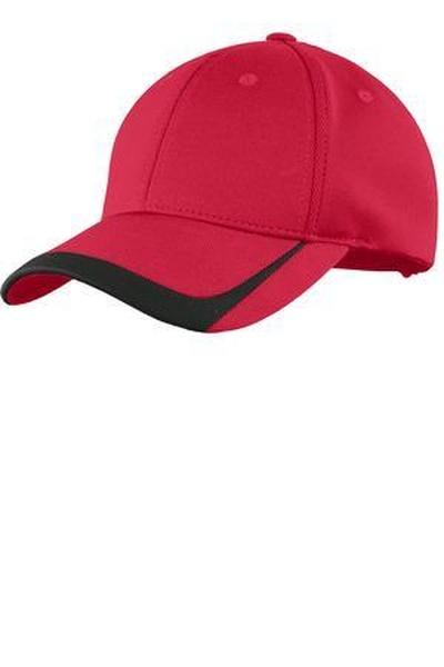 Sport-Tek ®  Pique Colorblock Cap