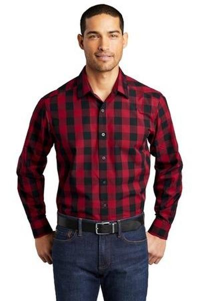 Port Authority  ®  Everyday Plaid Shirt