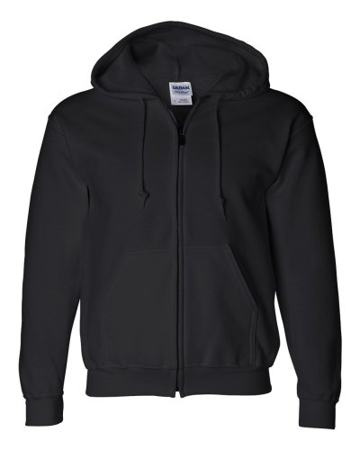 Gildan - DryBlend Hooded Full-Zip Sweatshirt