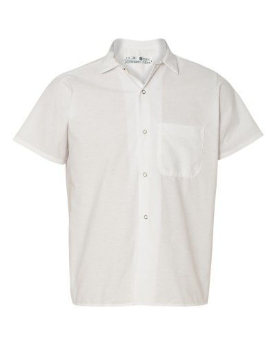 Chef Designs - Poplin Cook Shirt with Gripper Closures