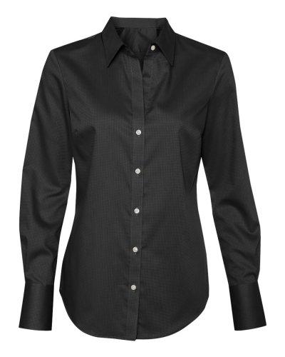 Calvin Klein - Ladies' Non-Iron Dobby Pindot Shirt