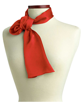 Ladies Scarf - Orange