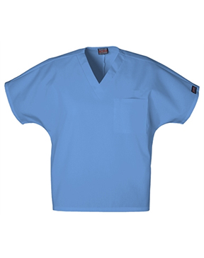 Cherokee Work Wear Unisex V-Neck Tunic