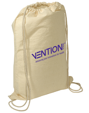 Cotton String-A-Sling Backpack