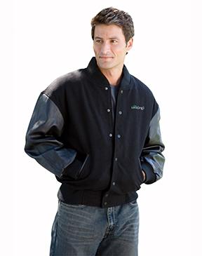 Unisex Varsity Jacket - unfi(ing)