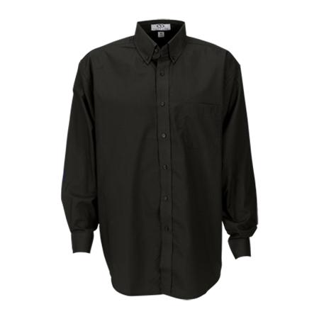 Blended Poplin Shirt