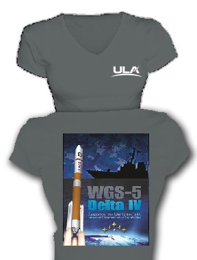 Ladies Junior V-Neck: WGS5
