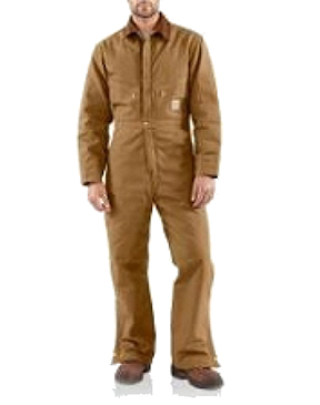 Duck Quilt Lined Coverall