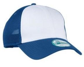 New Era ®  - Snapback Contrast Front Mesh Cap