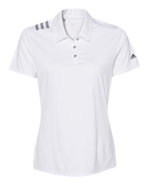 Adidas - Women's 3-Stripes Shoulder Sport Shirt