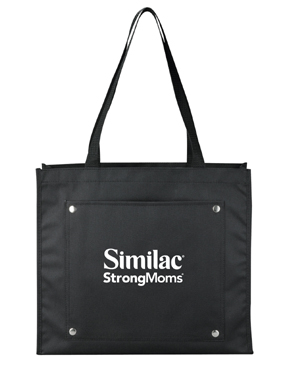 The Snapshot Meeting Tote - Custom OB and Similac Logo