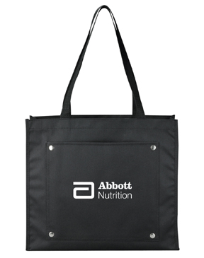 The Snapshot Meeting Tote - Custom OB and Abbott Logo